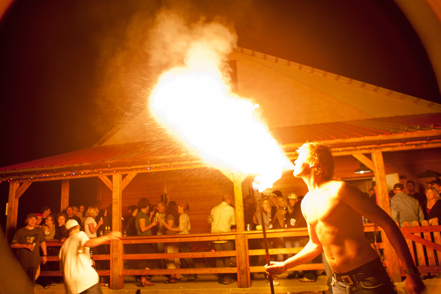 Fireball Flamethrower