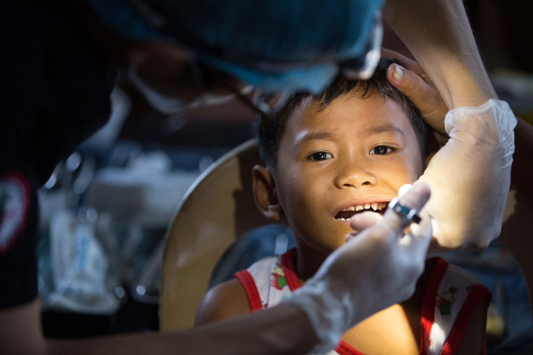 Child Dental work