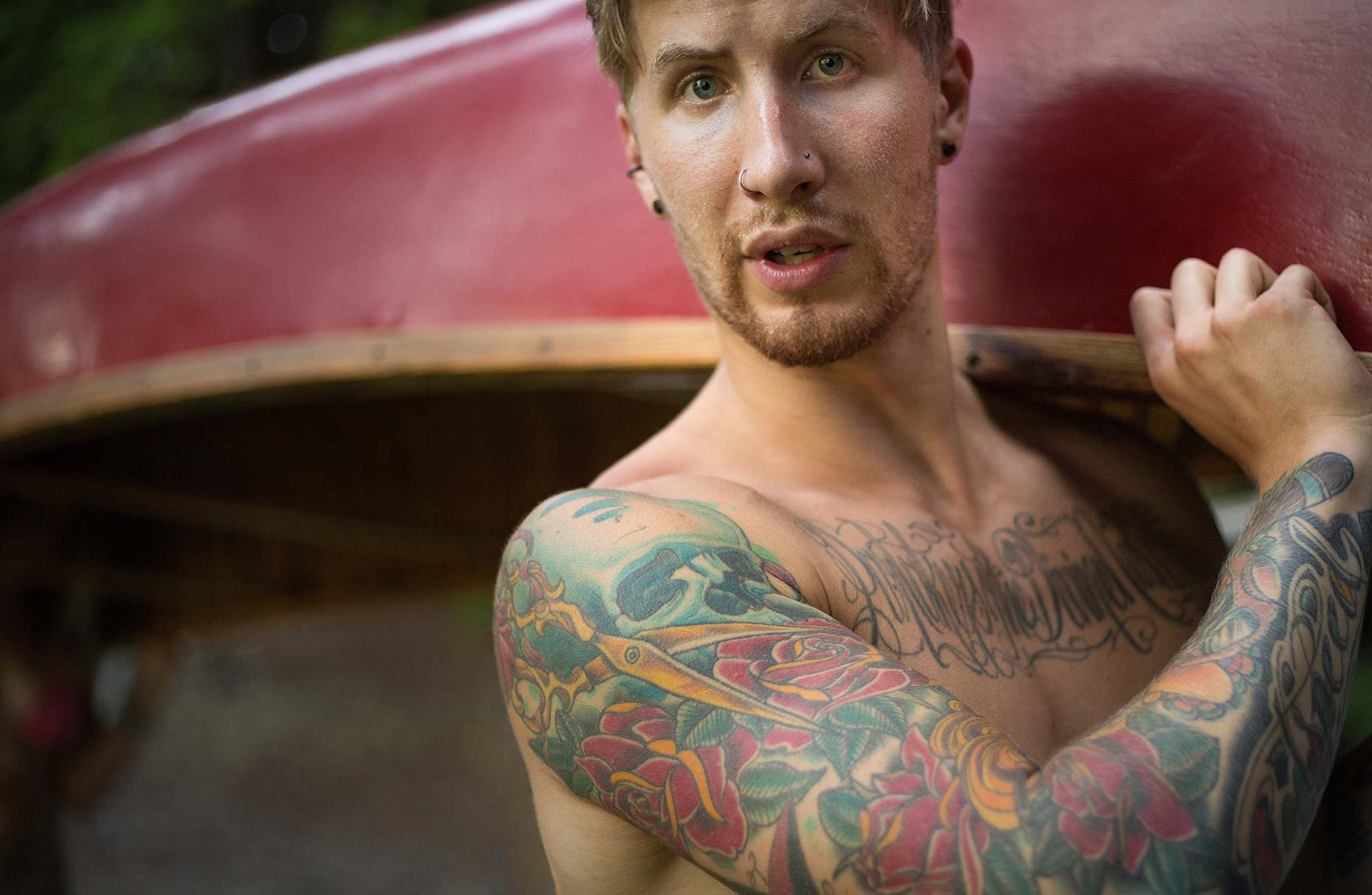Tattoo_Canoe